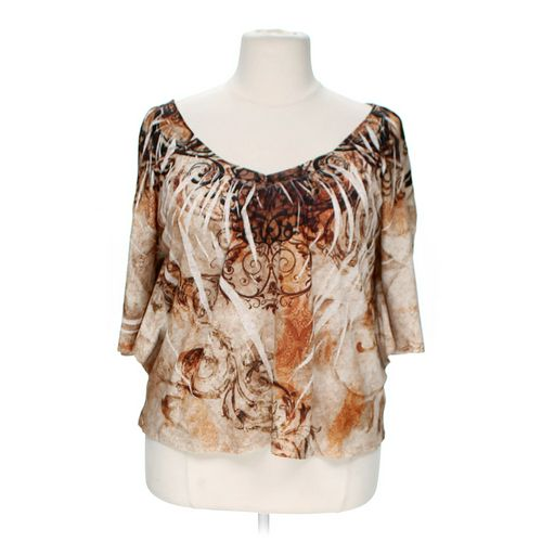 Cato Casual Blouse in size 22 at up to 95% Off - Swap.com