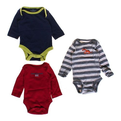 Faded Glory Casual Bodysuit Set in size NB at up to 95% Off - Swap.com