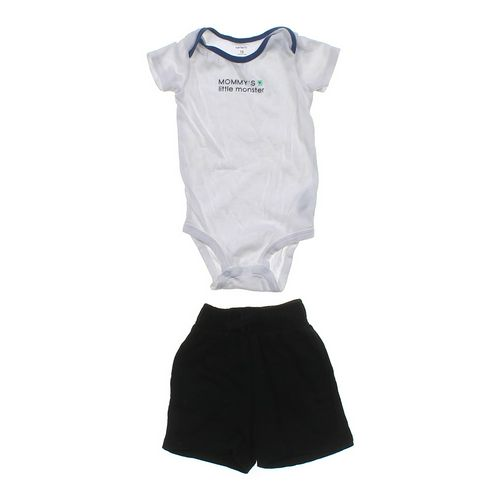 Carter's Casual Bodysuit & Shorts Set in size 18 mo at up to 95% Off - Swap.com