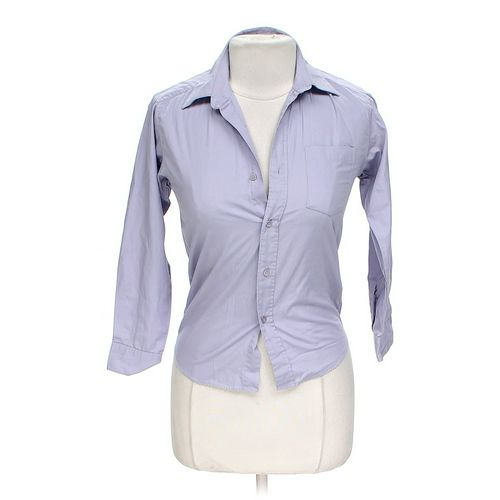 FUBU Casual Button Up Shirt in size 12 at up to 95% Off - Swap.com