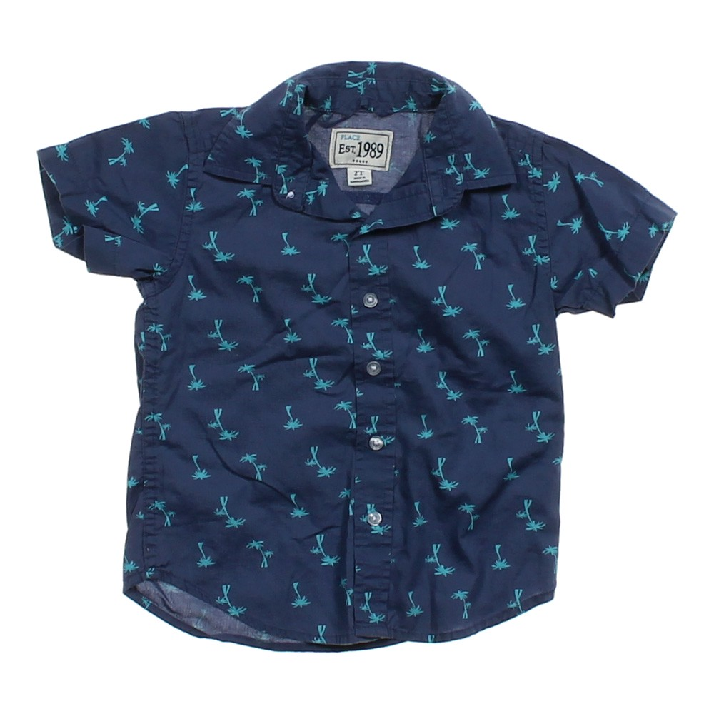 The Children 39 S Place Casual Button Up Shirt Online
