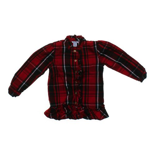 Hartstrings Casual Button-up Shirt in size 4/4T at up to 95% Off - Swap.com