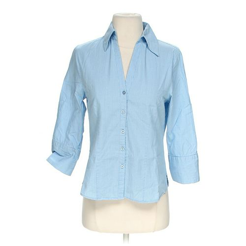 Harve Benard Woman Casual Button-Up Shirt in size S at up to 95% Off - Swap.com