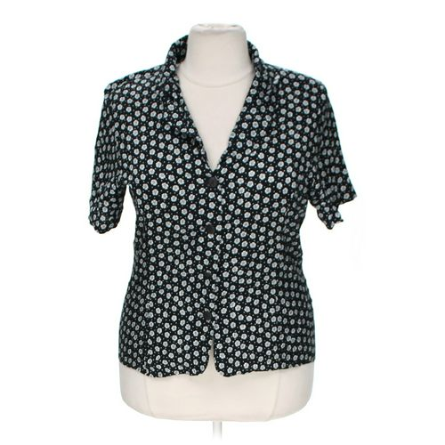 Maggie Lawrence Casual Button-up Shirt in size 18 at up to 95% Off - Swap.com
