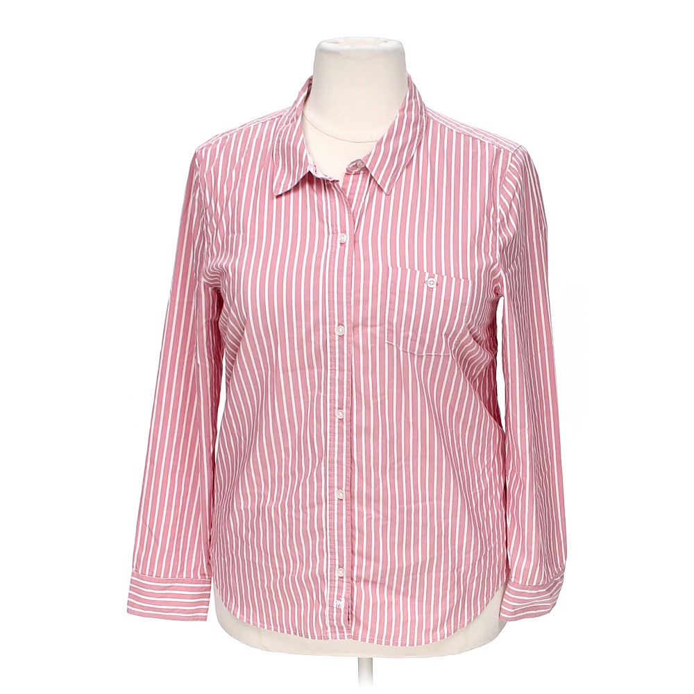 Old Navy Casual Button Up Shirt Online Consignment