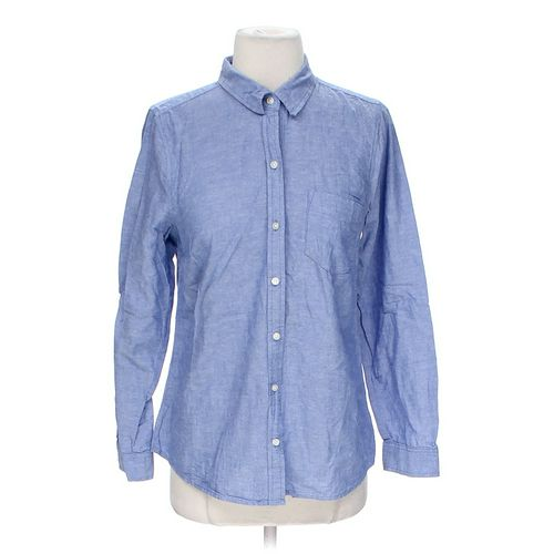 Old Navy Casual Button-up Shirt in size S at up to 95% Off - Swap.com