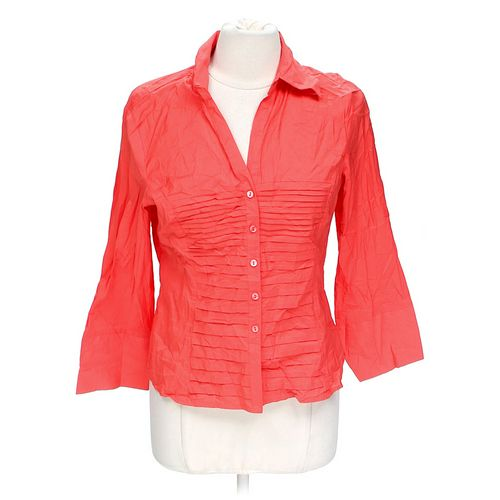Sara I. Casual Button-up Shirt in size L at up to 95% Off - Swap.com