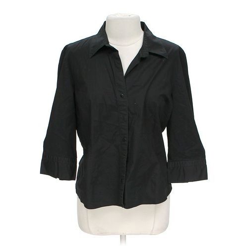 St. John's Bay Casual Button-up Shirt in size XL at up to 95% Off - Swap.com