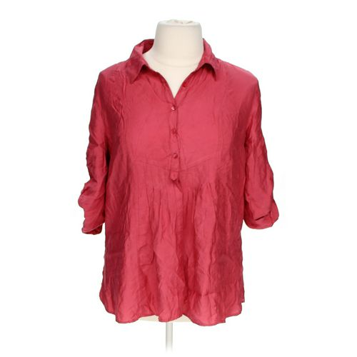 White Stag Casual Button-up Shirt in size 20 at up to 95% Off - Swap.com