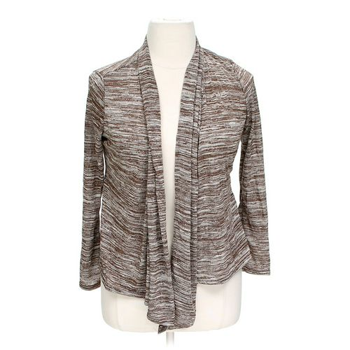 Ambiance Apparel Casual Cardigan in size L at up to 95% Off - Swap.com