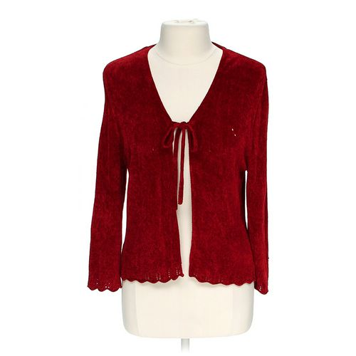 Sag Harbor Casual Cardigan in size 14 at up to 95% Off - Swap.com