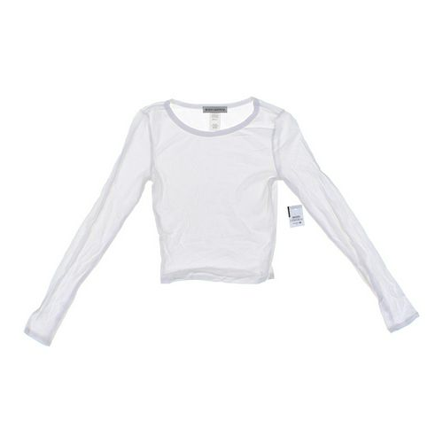 Body Central Casual Crop Top in size JR 3 at up to 95% Off - Swap.com