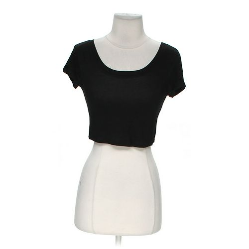 Body Central Casual Crop Top in size M at up to 95% Off - Swap.com