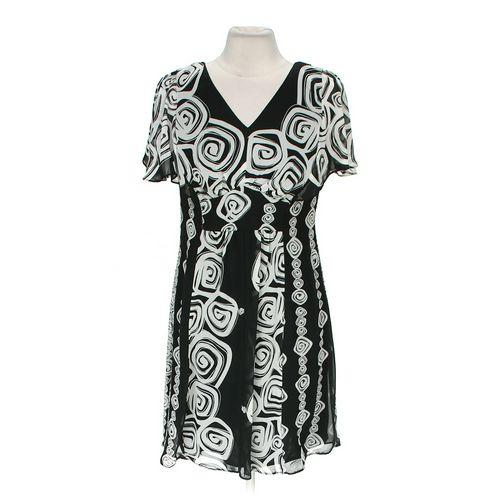 dressbarn Casual Dress in size 8 at up to 95% Off - Swap.com