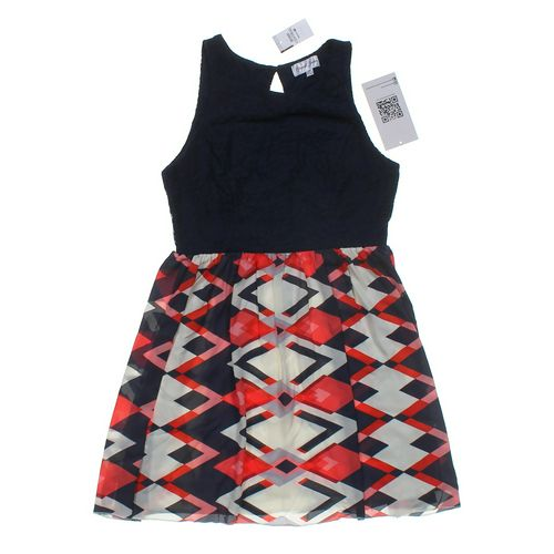 Emerald Sundae Casual Dress in size JR 11 at up to 95% Off - Swap.com