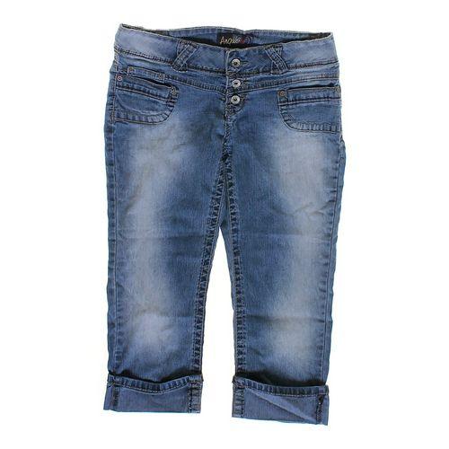 Angels Casual Jean Capris in size JR 11 at up to 95% Off - Swap.com