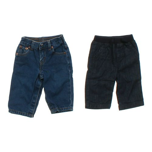 Levi's Casual Jeans Set in size 6 mo at up to 95% Off - Swap.com
