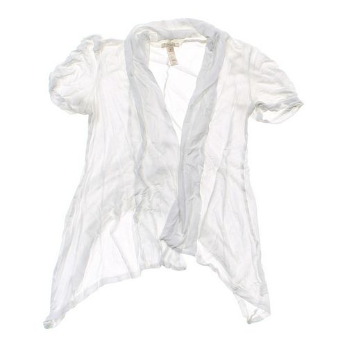 Ambiance Apparel Casual Open Cardigan in size JR 7 at up to 95% Off - Swap.com