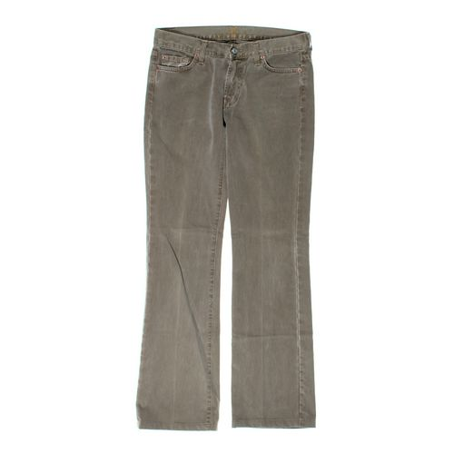 7 For All Mankind Casual Pants in size 8 at up to 95% Off - Swap.com