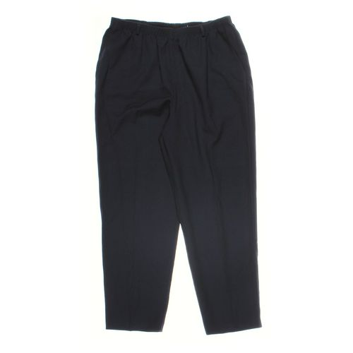Alfred Dunner Casual Pants in size 18 at up to 95% Off - Swap.com