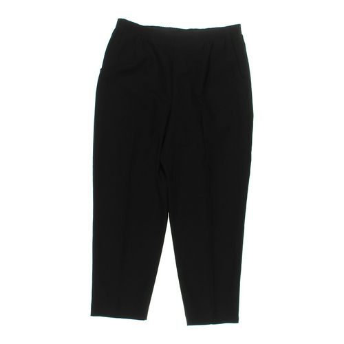 Alfred Dunner Casual Pants in size 14 at up to 95% Off - Swap.com