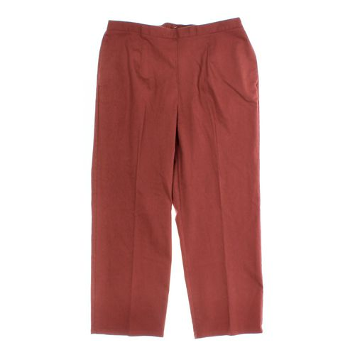 Alfred Dunner Casual Pants in size 16 at up to 95% Off - Swap.com
