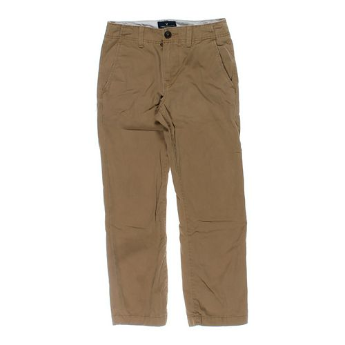 Brown American Eagle Outfitters Casual Pants in size 26u0026quot; Waist at up to 95% Off - Swap.com