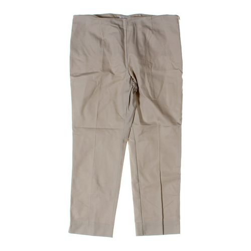 Charter Club Woman Casual Pants in size 16 at up to 95% Off - Swap.com