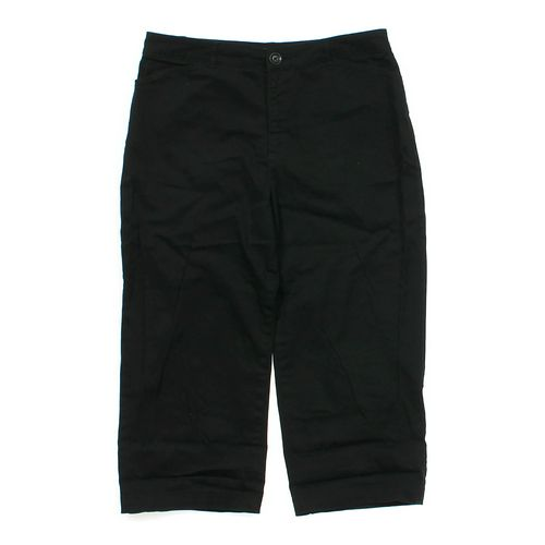 Croft & Barrow Casual Pants in size 12 at up to 95% Off - Swap.com