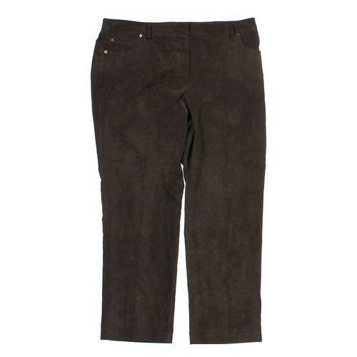 dressbarn Casual Pants in size 18 at up to 95% Off - Swap.com
