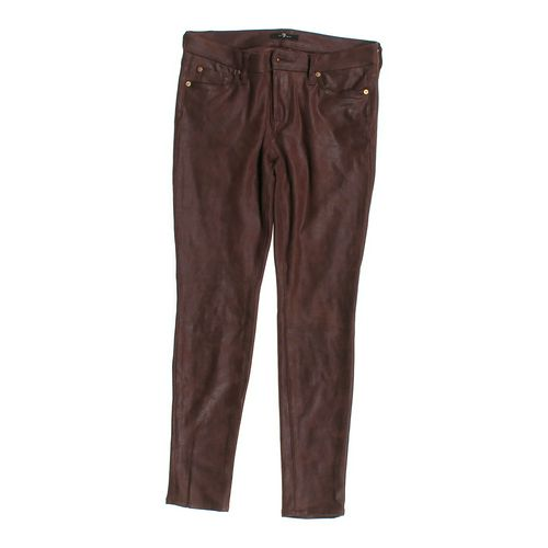 7 For All Mankind Casual Pants in size JR 7 at up to 95% Off - Swap.com