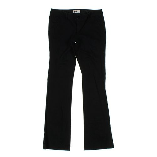 SO Casual Pants in size JR 3 at up to 95% Off - Swap.com