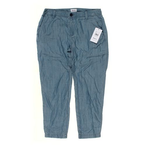 RVCA Casual Pants in size 10 at up to 95% Off - Swap.com