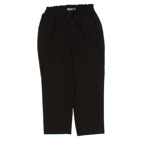 Sag Harbor Woman Casual Pants in size 16 at up to 95% Off - Swap.com