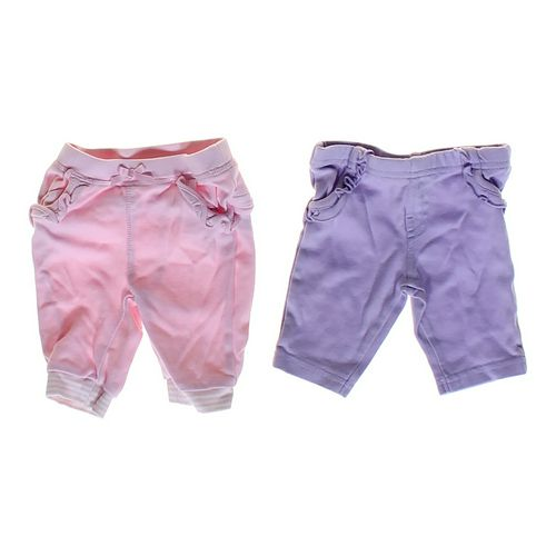 The Children's Place Casual Pants Set in size NB at up to 95% Off - Swap.com