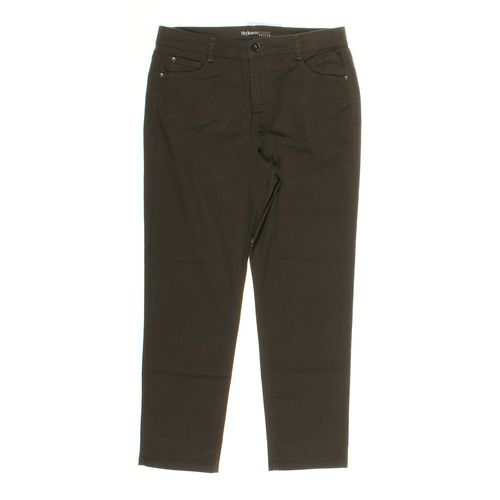 Style & Co Casual Pants in size 12 at up to 95% Off - Swap.com