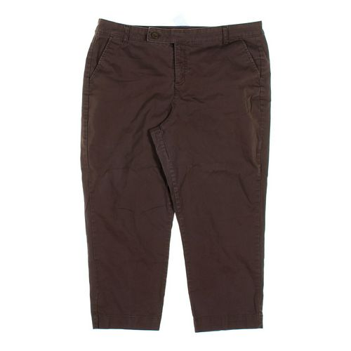 Style & Co Casual Pants in size 16 at up to 95% Off - Swap.com