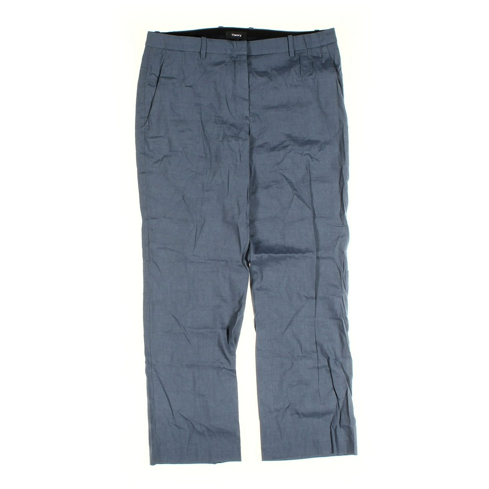 4c64587a05 Theory Casual Pants in size 4 at up to 95% Off - Swap.com