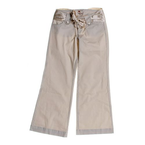 Twill Twenty Two Casual Pants in size 10 at up to 95% Off - Swap.com