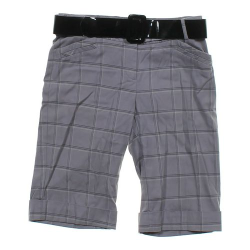 SmartSet Casual Plaid Shorts in size JR 5 at up to 95% Off - Swap.com