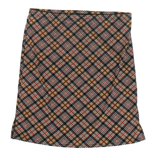 Hillard & Hanson Casual Plaid Skirt in size S at up to 95% Off - Swap.com