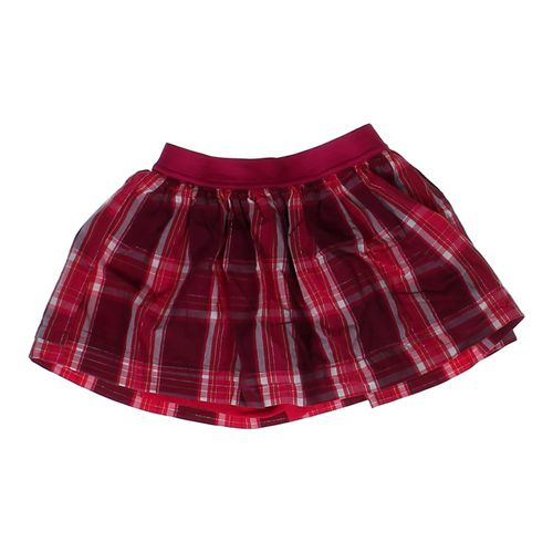 Toughskins Casual Plaid Skort in size 4/4T at up to 95% Off - Swap.com
