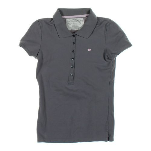 Aéropostale Casual Polo Shirt in size JR 7 at up to 95% Off - Swap.com