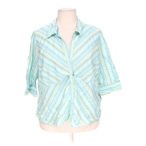 Apt. 9 Casual Shirt in size 2X at up to 95% Off - Swap.com