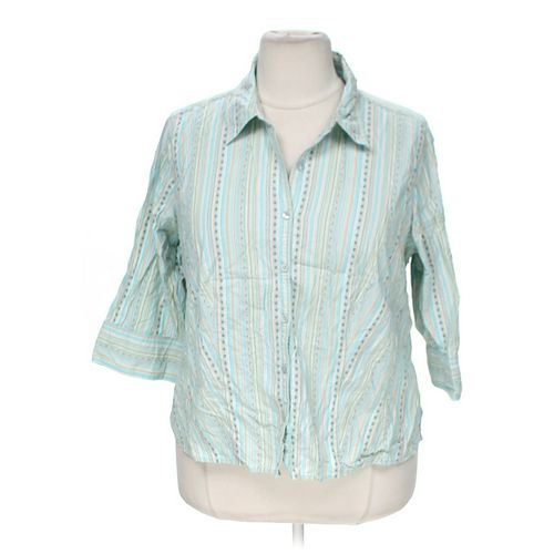 Venezia Casual Shirt in size 22 at up to 95% Off - Swap.com