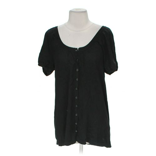 Daisy Fuentes Casual Shirt in size M at up to 95% Off - Swap.com