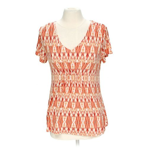 Daisy Fuentes Casual Shirt in size L at up to 95% Off - Swap.com