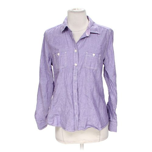 Faded Glory Casual Shirt in size S at up to 95% Off - Swap.com