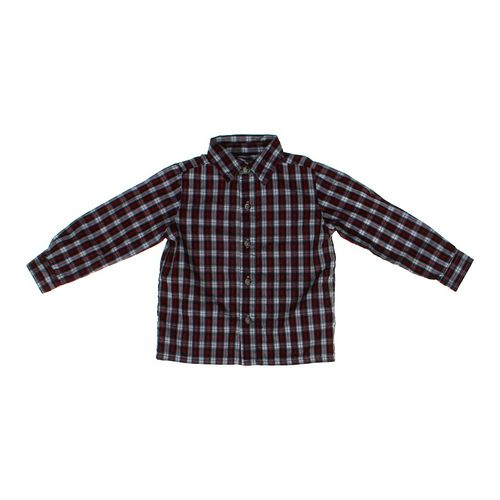Blueberi Boulevard Casual Shirt in size 4/4T at up to 95% Off - Swap.com