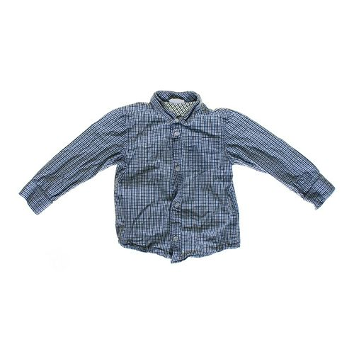 Crazy 8 Casual Shirt in size 4/4T at up to 95% Off - Swap.com